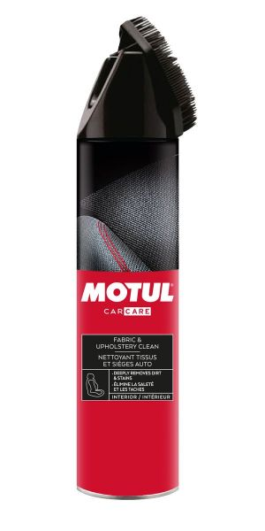Очиститель салона (текстиль) Motul Fabric & Upholstery Clean