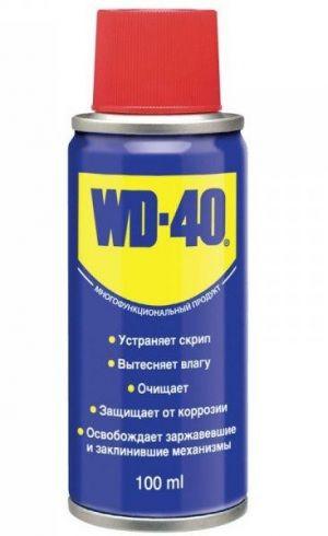Смазка - спрей универсальная WD - 40