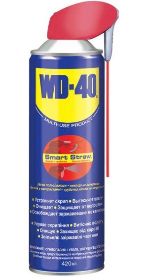 Смазка - спрей универсальная WD-40