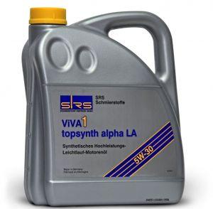 SRS VIVA 1 topsynth alpha LA 5W-30
