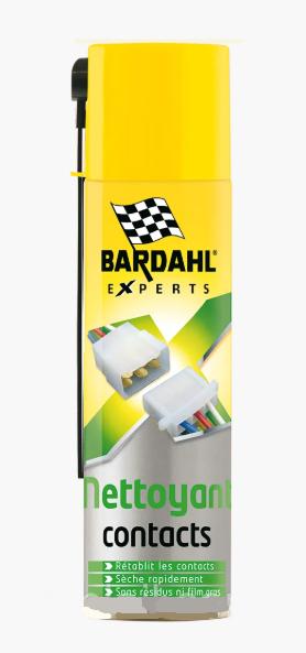 Очиститель - смазка для клемм и контактов Bardahl Nettoyant Contact