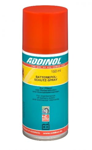 Смазка для клемм аккумулятора Addinol Batteriepolschutz spray