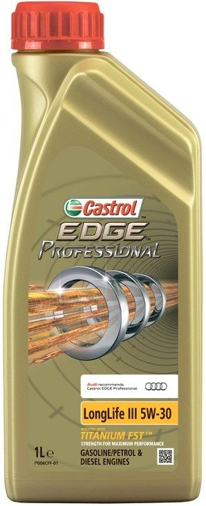 Castrol Edge Professional 5W-30 Audi Longlife III