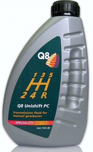 Q8 Unishift PC 75W-80
