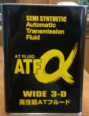 Alpha's ATF-α