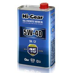 Hi-Gear 5W-40