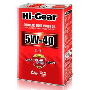 Hi-Gear 5W-40 SL/CF