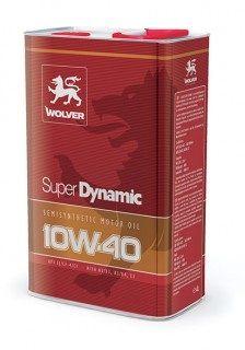 Wolver Super Dynamic 10W-40
