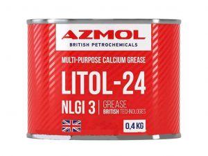 Многоцелевая смазка (литиевый загуститель) AZMOL Litol-24