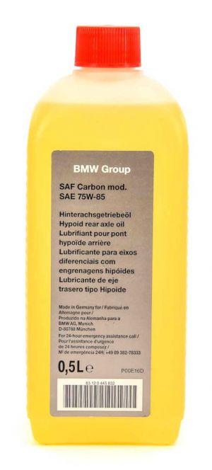 BMW SAF Carbon mod GL-5 75W-85