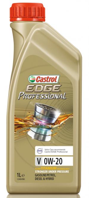 Castrol Edge Professional 0W-20 V Volvo