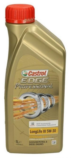Castrol Edge Professional 5W-30 Seat Longlife III