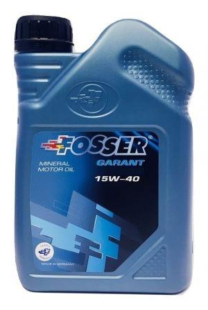 FOSSER Garant 15W-40