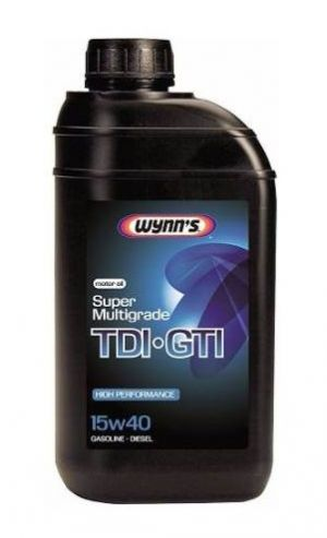 Wynn's 15W-40 TDI-GTI
