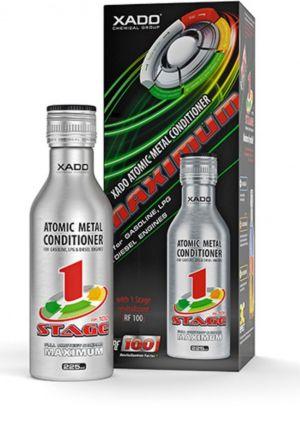 Присадка в масло моторное (кондиционер металла) Xado Maximum 1 Stage