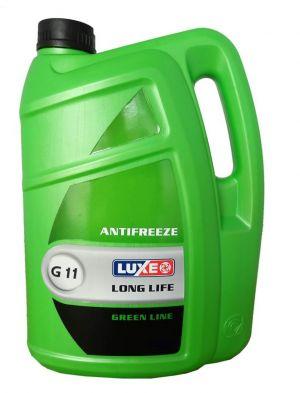 Luxe Long Life G11 Green (-35C, зеленый)