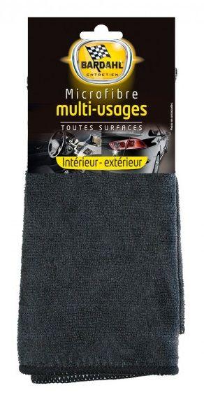 Салфетка из микрофибры универсальная Bardahl Microfibre Multi Usage Noire