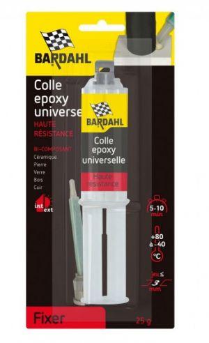 Клей эпоксидный универсальный Bardahl Colle Universelle Epoxy Bi Composant