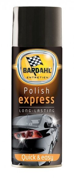 Полироль кузова Bardahl Polish Express