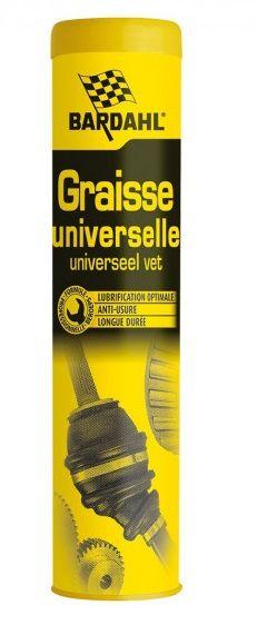 Многоцелевая смазка (литиевый загуститель) Bardahl Graisse Universelle Au Lithum
