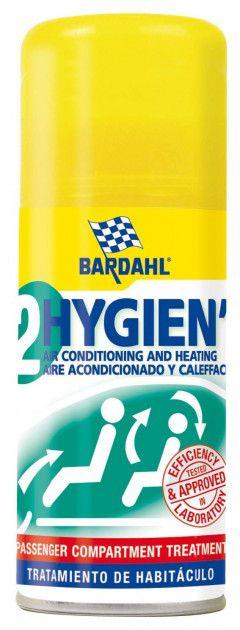 Очиститель кондиционера Bardahl Purifiant Habitacle Clim
