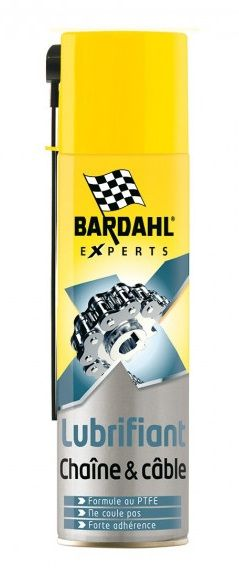 Смазка для цепей Bardahl Lubrifiant Chaines & Cables