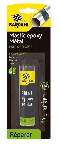 Клей эпоксидный для металла Bardahl Pate A Reparer Special Metal Epoxy