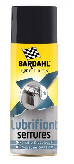 Смазка для замков и петель Bardahl Lubrifiant Serrures