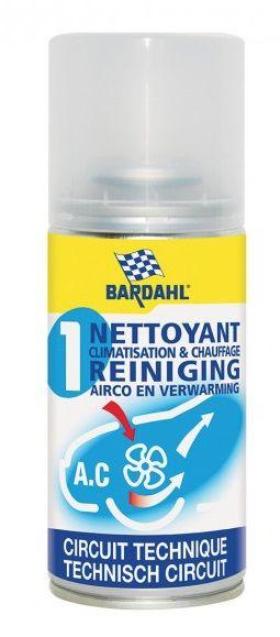 Очиститель кондиционера Bardahl Nettoyant Climatisation
