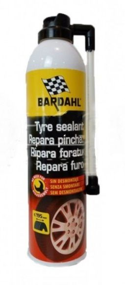Герметик для ремонта шин Bardahl Tyre Sealant