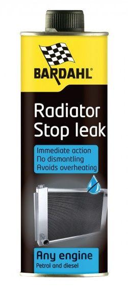 Стоп-течь системы охлаждения Bardahl Radiator Stop Leak