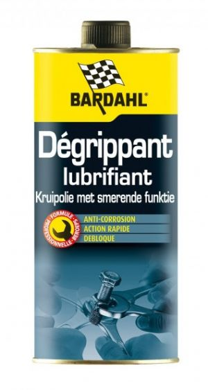 Многофункциональная смазка Bardahl Degrippant Lubrifiant Professionnel