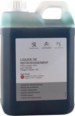 PSA Antifreeze Longlife (-35C, синий)