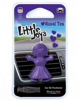 Shell Little Joa Royal Tea