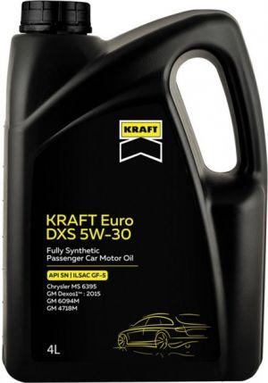 Kraft Euro DXS 5W-30