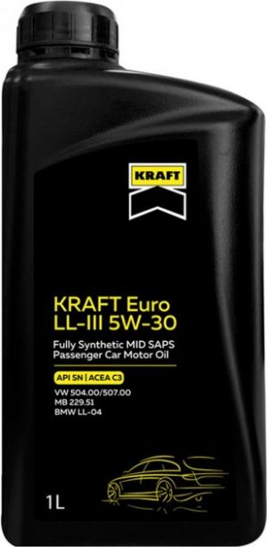 Kraft Euro LL-III 5W-30