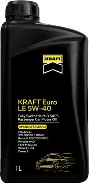 Kraft Euro LE 5W-40