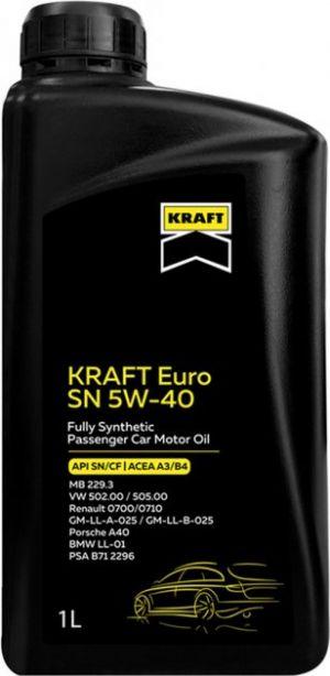 Kraft Euro SN 5W-40