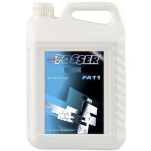 FOSSER Antifreeze FA11 (-70C, синий)