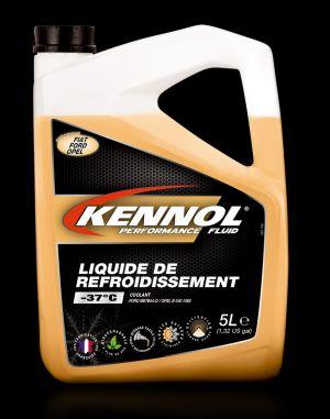 Kennol Liquide De Refroidissement (-37C, оранжевый)