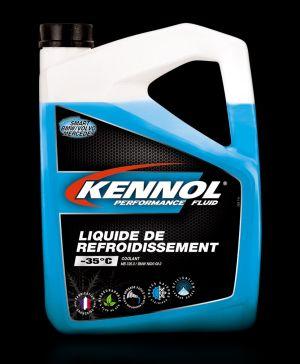 Kennol Liquide De Refroidissement (-35C, синий)