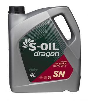 S-OIL Dragon SN 0W-30