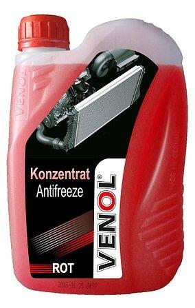 Venol Konzentrat Antifreeze Rot (-70C, красный)