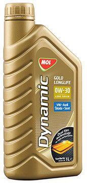 MOL Dynamic Gold Longlife 0W-30