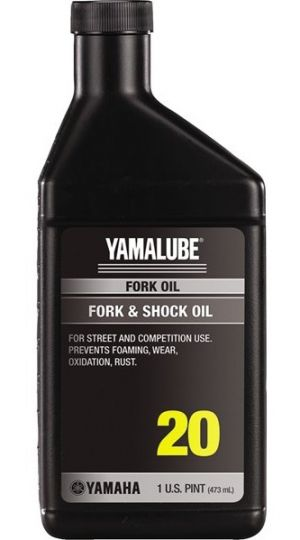 Yamalube Performance Fork Oil