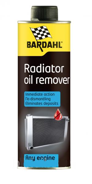 Удалитель масла из системы охлаждения Bardahl Radiator Oil Remover