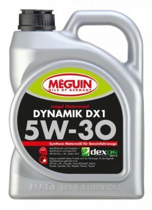 Meguin Megol Dynamik DX1 5W-30
