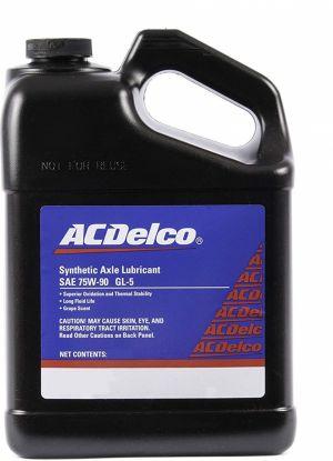 ACDelco Gear Oil 75W-90
