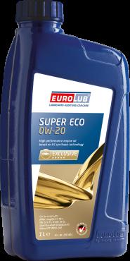 Eurolub Super Eco 0W-20