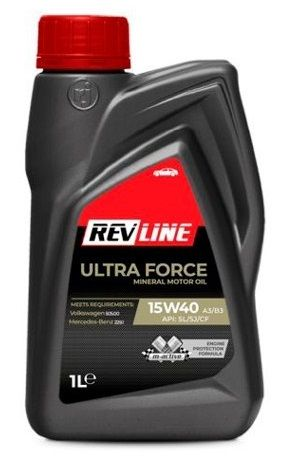 REVLINE Ultra Force Mineral 15W-40